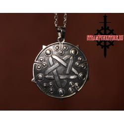 Медальон Йеннифэр. Ведьмак.