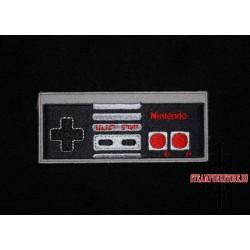"""Нашивка """"Nintendo"""". Джойстик Nintendo"""