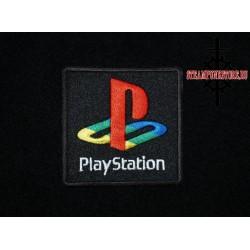 """Нашивка """"PlayStation"""""""